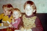 Jan, Anita and me.