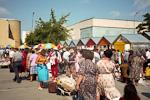 The market place in Puławy.