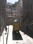There are also trams that run up some of the hills.
