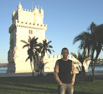 Torre de Belém was built during the reign of Dom Manuel, in 1515-20. It stood in the middle of the river Tejo before an earthquake shifted its course in 1777. The tower is classified as a World Heritage Site by UNESCO.
