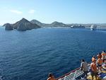 (English) Sailing away towards Los Angeles.