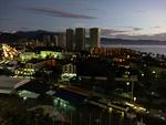(English) Puerto Vallarta by night.