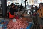 The new indoor fish market.