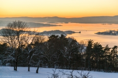 Vinter-Oslo