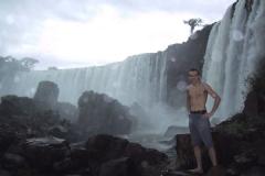 Iguassúfallene