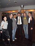 Christel, Roman, Keng, Ståle, Stein Roar and me.