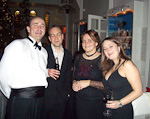 Vegard, Espen, Anita and Tine.