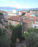 Another view from the top of the Tour de Suquet.