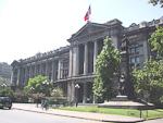 Tribunales de Justicia.