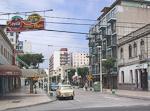 Avenida Valparaíso is the commersial center of Viña del Mar.