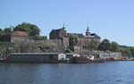 Akershus Fortress was built in 1299 to defend the town from the horrible Swedes..