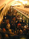Kievskaya station.