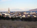 Central Reykjavik.