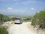 I rented a car for most of my time in Cyprus, and spend several days driving around and exploring the island.