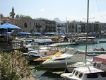 Since the Turkish invation of Northern Cyprus in 1974, the flow of tourists to the island has gone to the South. Girne, north of Nicosia is one of the few northen cities with some tourists. The harbour here is one of the most beutiful places on Cyprus.