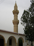 Close to the square is also a mosque.