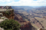 The view from the South Rim.