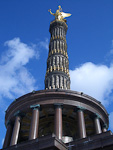 The 69 meter high Victory Column was built to commemorate Preussia\'s victories over Denmark, Austria and France from 1864 to 1871.