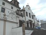Convento San Antonio, the oldest church in Rio, was built in 1608.