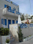 We arrived at the Greek island of Chios on Saturday, April 29, 2000. We stayed at a small