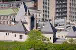 McGill University was founded in 1821, during the British colonial era.