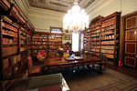 The Library of Caliph Abdülmecid Efendi.