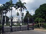 (English) The Devon House was built in 1881 by Jamaica's first black millionaire.