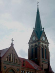 St George and St Maria's Catholic Cathedral.
