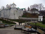 The Caves Monastery (Kyiv-Pecherska Lavra) is one of the city's biggest attraction for both tourists and locals. This is the holiest ground in the country. It was founded in 1051.