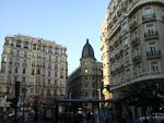 Calle Gran Via.