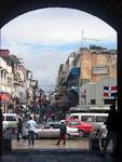 El Conde, the main street through Zona Colonial.