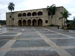 Alcazar de Colon was used as residence for Diego Columbus, son of Christopher.