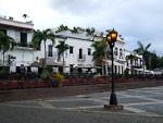 Plaza Espana.