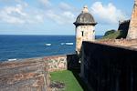 El Castillo de San Cristobal.