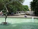Sofia City Garden.