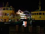 Ferries.